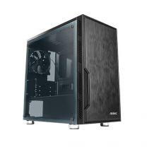 Antec VSK10 Window Micro-ATX Transparent Side Panel Case With True 550w 80+ Power Supply