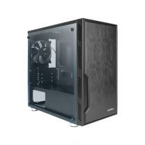 Antec VSK10 Micro-ATX Value Solution Series Side Window Case