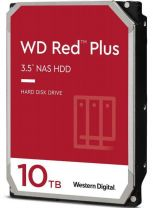 "WD Red Plus 10TB 3.5"" NAS HDD"