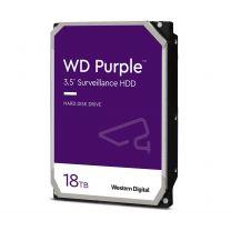 """WD Purple 24/7 NVR/DVR Surveillance 18TB 3.5"""" Hard Drive (HDD)"""