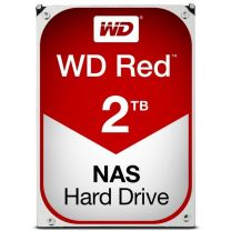 "Western Digital WD20EFAX 2TB Red 3.5"" IntelliPower SATA NAS Hard Drive"
