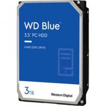 """Sandisk WD Blue 3.5"""" Desktop PC 3TB 256MB 5400RPM Hard Drive"""