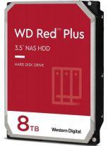 "WD Red Plus 8TB 3.5"" SATA NAS HDD"