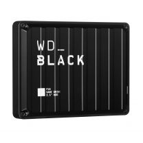 WD BLACK P10 5TB External Game Drive HDD