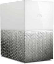 WD My Cloud Home Duo 20TB NAS - White Silver
