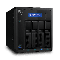 Western Digital My Cloud PR4100 4-Bay NAS