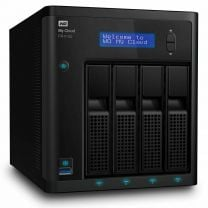 Western Digital My Cloud PR4100 24TB 4-Bay NAS - Black