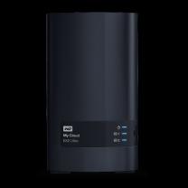 WD My Cloud EX2 Ultra 2-bay 4TB NAS - Charcoal