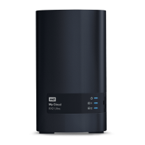 WD My Cloud EX2 Ultra 2-bay 8TB NAS - Charcoal