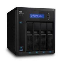 Western Digital My Cloud EX4100 24TB 4-Bay NAS - Black