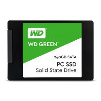 "Western Digital 240GB 2.5"" Green PC SSD"
