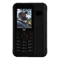 """CAT B40 4"""" QVGA 1800mAh IP68/IP69 Mobile Phone - Black"""
