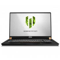 """MSI W975 9TL 17.3"""" FHD Laptop, RTX4000/i9/32GB/1TB/W10P"""