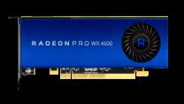 AMD Radeon Pro WX 4100 4GB Workstation Graphics Card