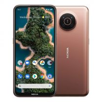 "Nokia X20 Dual Sim 5G 128GB/6GB 6.67"" Mobile Phone - Sand"