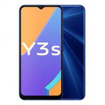 """Vivo Y3s Dual Sim 32GB/2GB 6.35"""" V2044 Mobile Phone - Starry Blue"""