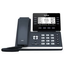 "Yealink SIP-T53 12 Line IP HD Business Phone, 3.7""LCD Dual-port Gigabit"