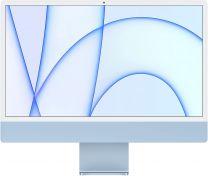 "Apple iMac 24"" All-In-One PC M1, 16GB, 512GB SSD, 8-Core/8-GPU - Blue"