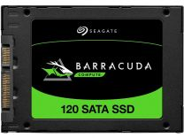"Seagate Barracuda 120 500GB 2.5"" SATA TLC SSD ZA500CM1A003"