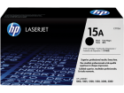 HP 15A Black LaserJet Toner Cartridge (C7115A)