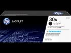 HP 30A Black Toner Cartridge