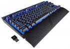 Corsair K63 Wireless Mechanical Gaming Keyboard - Blue LED - Cherry MX Red