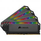 Corsair DOMINATOR PLATINUM RGB 32GB(4x8GB) DDR4 DRAM 3200MHz C16
