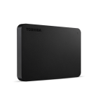 "Toshiba 4TB Canvio Basics 2.5"" USB 3.0 Portable Hard Drive - Black"