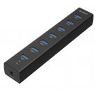 Orico Aluminum SuperSpeed 7 Port USB 3.0 HUB