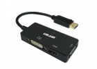 Volans DPHDV-4K DisplayPort to HDMI/ DVI / VGA (4K) Adapter