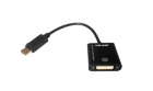 Volans PASSIVE DisplayPort 1.2 to Female DVI (4K) Adapter