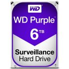 WD 6TB 3.5'' SATA3 PURPLE (WD60PURZ) Surveillance Hard Drive