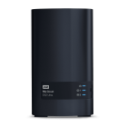 WD My Cloud EX2 Ultra 2-bay 12TB NAS - Charcoal