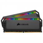 Corsair DOMINATOR PLATINUM RGB 16GB(2x8GB) DDR4 DRAM 3200MHz C16