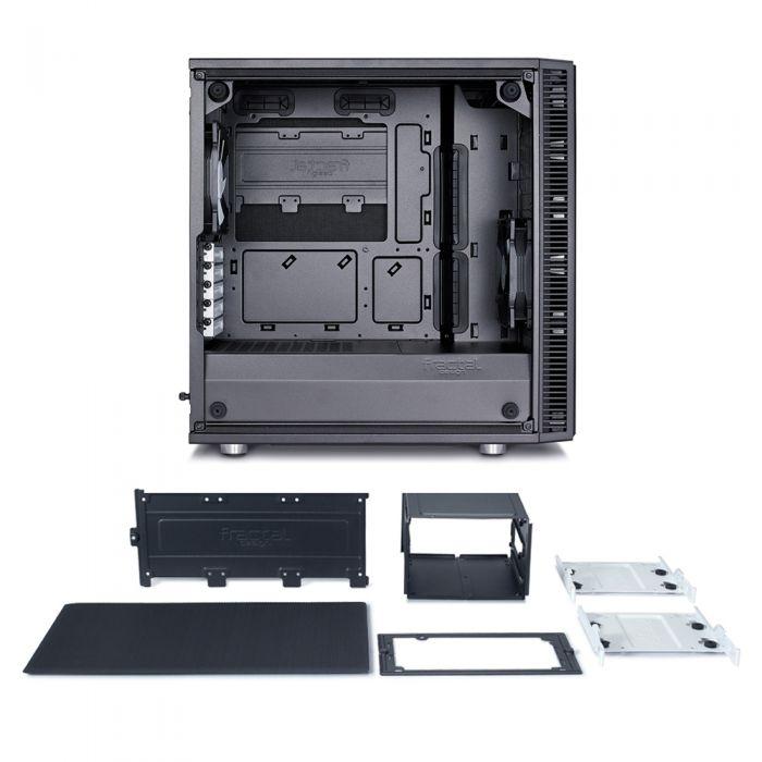 Fractal Design Define Mini C Tempered Glass Fd Ca Def Mini C Bk Tg Jw Computers,Latest Gold Long Mangalsutra Designs 2020 With Price