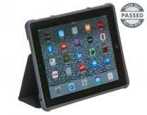 STM DUX Rugged Protective Case For iPad 2/3/4 - Black