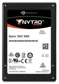 "Seagate Enterprise Nytro 3331 2.5"" 960 GB SAS 3D eTLC SSD"
