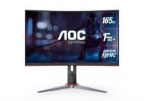 "AOC C24G2 23.6"" Full HD VA 165Hz 1ms Curved FreeSync Gaming Monitor"