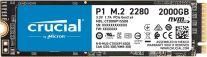Crucial P1 2TB M.2 NVMe PCIe SSD